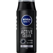 Nivea Shampoo Men - Active Clean 250 ml.
