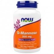Now D-mannose kapszula - 120db