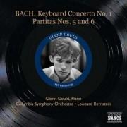 J.C. Bach - Keyboard Concerto No.1/ Pa (0636943204979) (1 CD)