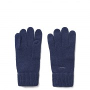 GANT Knitted Wool Gloves - 410 - Size: ONE SIZE