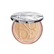 Dior Diorskin Nude Golden Glow Luminizer 03-Powder 6 g