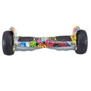 "8.5"" Hip Hop Hummer Monster Water Resistant Segway"