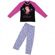 Pijama Feminino Infantil Lupo Frozen Personagem Ana
