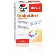 DOPPELHERZ DIABETIKER 30 comprimate