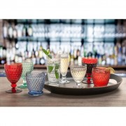 Villeroy & Boch Boston coloured Ensemble Cheers in green, 2 pièces