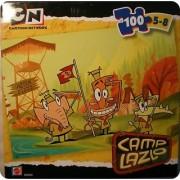 Cartoon Network Camp Lazlo 100 pc puzzle