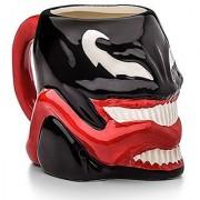 Officially Licensed Marvel Superhero Molded Mugs 16oz - Thor Spiderman Carnage Venom (Venom)