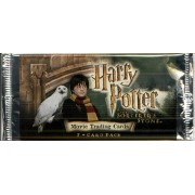 3 Booster Pakjes Harry Potter and the Sorcerer's Stone