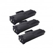 Samsung Mlt-D101s Bk Combo Pack 3 Stk Kompatibel Toner (4500 Sidor)
