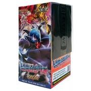Pokemon Card XY11 BREAK Booster Pack Box 30 Packs in 1 Box Steam Siege Cruel Traitor Korea Version TCG 3pcs Premium Card Sleeve