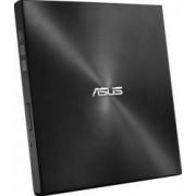 ASUS ZenDrive U7M DVD writer extern 8X include 2 discuri DVD M-DISC de 4.7GB Negru