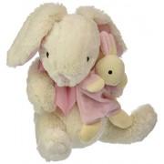 "North American Bear Company Mammas and Babies 12"" Plush Toy, Bunny"