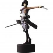 "Japaness Anime 4.7"" Shingeki No Kyojin Mikasa Figure Figurine Gift"