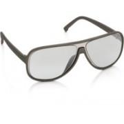 Lacoste Oval Sunglasses(Grey)