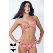 Сутиен без банели с бикини Pink 4331