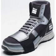 Blauer Sneaker HT01 Schuhe Schwarz 44