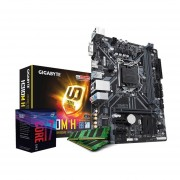 Micro Procesador Intel Core I7-8700 + Tarjeta Madre MSI H310M PRO-VH-LA + Memoria Ram 8GB DDR4