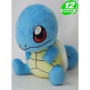 "Squirtle Blastoise Pokemon 12"" Anime Animal Stuffed Plush Plushies Doll Toys"