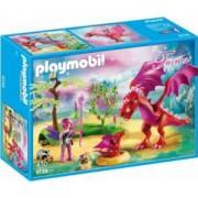 PLAYMOBIL 9134 - MAMA DRAGON CU PUIUL