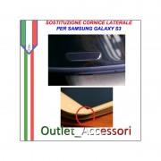 Riparazione Sostituzione Cambio Cornice Telaio Frame Rotto per Samsung Galaxy S3 NEO I9301