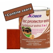 Lac protector Extra 3 in 1 cognac 2,5 l Kober,