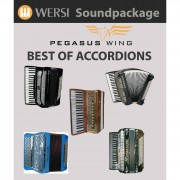 Wersi - Pegasus Wing Best of Accordions