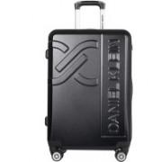 Daniel Klein Cabin Trolley Bag (DKL.7003.19.C) Cabin Luggage - 20 inch(Black)