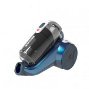 Hoover RC60PET 011 A cilindro 2L 450W A++ Nero, Blu, Grigio