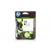 HP 45 / 51645AE Black - originální náplň