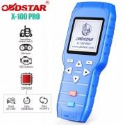 OBDSTAR X100 PRO Auto Key Programmer (C+D+E) Type
