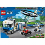 LEGO 60244 City: Polizeihubschrauber-Transport