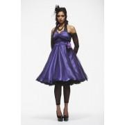 """ruha női HELL BUNNY """"Harmony Purple"""" - 4051PUR"""