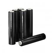 Film extensible estirable manual negro (6 rollos)