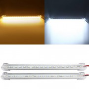 Meco 17cm 3W 600lm 12 SMD 5630 Waterproof IP44 LED Rigid Strip Cabinet Light 12V