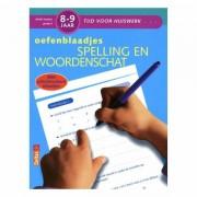 Lobbes Oefenblaadjes Spelling En Woordenschat (8-9 J.)