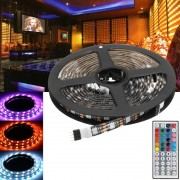 Meco 2x50CM + 2x100CM USB SMD5050 RGB LED Strip Light TV Backlight Bar Kit + Remote Control for DC5V