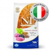 N&D Low Grain Cat Farmina N&D Low Grain Adult Cat Agnello e Mirtillo - 1,5 kg