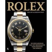 Rolex - Jens Høy en Christian Frost
