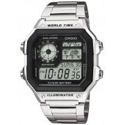 Ceas barbatesc Casio AE-1200WHD-1AVEF Collection Cronograf 10 ATM 42 mm