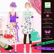Atelier de modă fii designer! Djeco