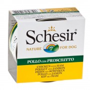 Schesir Adult filete de pollo en latas 6 x 150 g.- Filete de pollo