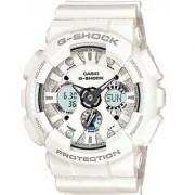 G-Shock Analog-Digital White Dial Men's Watch - GA-120A-7ADR