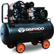 Компресор бутален 2HP/1.5 kW/100 l/ ремъчен, DAAC100C V Type, DAEWOO