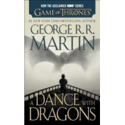 A Dance with Dragons: A Song of Ice and Fire, Book Five, Paperback