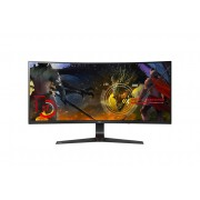 "Monitor IPS, LG 34"", 34UC89G-B, Curved, 5ms, 1000:1, HDMI/DP, G-Sync, 21:9, 2560x1080"