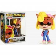 Funko Pop Coco Bandicoot del Videojuego Crash Bandicoot