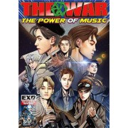 Video Delta Exo - War: The Power Of Music (Chinese Version) - CD