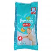 Pampers Pants S4 4kom - 4