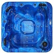 SPAtec Spa de exterior - SPAtec 700B azul
