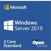 Microsoft Windows Server 2019 Datacenter - 2 Core Add-on License Prodotto aggiuntivo 16 Cores